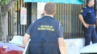 Investigadores. La Policía entrerriana tiene una División dedicada exclusivamente a las crímenes.