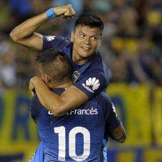 Boca superó a Estudiantes por la Copa de Oro