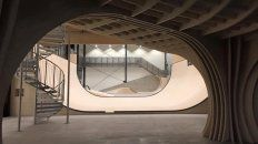 Una conjunción perfecta entre arquitecta y skate.