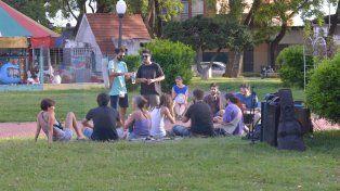 Los músicos de Paraná entre la celebración y la protesta