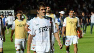 Graciani buscará volver a tener el nivel que mostró en Colón de Santa Fe en la temporada 2013/14.