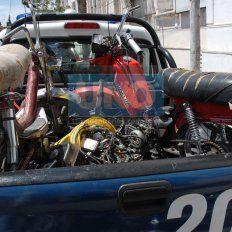 Paraná: Tramitan la compactación de más de 5.000 motos retenidas por diversas infracciones