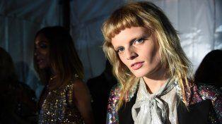 La modeloHanne Gaby Odielese convirtió en un referente de lareivindicación de la intersexualidad.