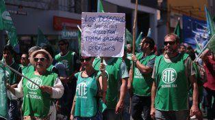 Sindicatos preparan un acto conjunto por el 1º de mayo