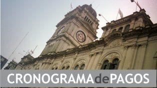Se difundió el cronograma de pagos provincial con aumento para jubilados