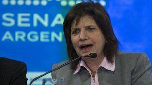 Detuvieron a dos personas por hackear el mail y Twitter de Patricia Bullrich