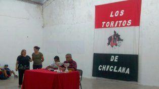 Torneo de Los Toritos. Anoche fue presentado el torneo que se juega desde el domingo en canchas de Toritos y Ministerio.