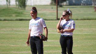 En Paraná. Las chicas de la Selección Argentina Mayor tuvieron un fin de semana a puro entrenamientos en Talleres.