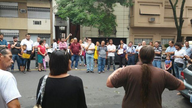 Foto gentileza trabajadores LT14.