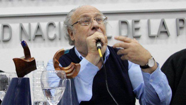 Wainfeld presenta en Paraná su libro sobre Néstor Kirchner