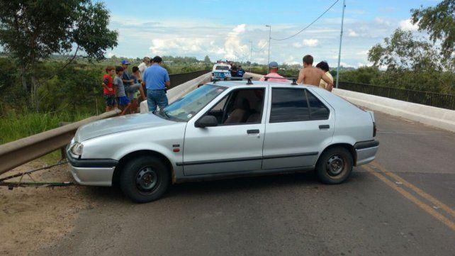 Concordia: un motociclista murió en un choque con un auto