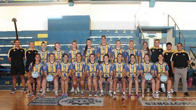 Las chicas fueron presentadas en sociedad de cara al comienzo de la Liga Femenina.