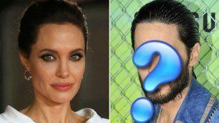 ¡Mirá con quién sale en secreto Angelina Jolie!