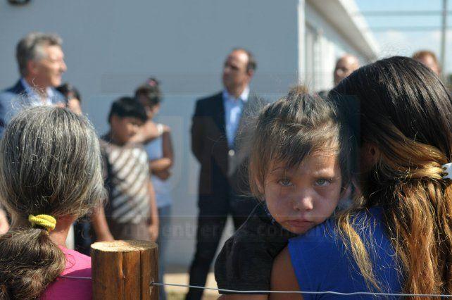 Macri pidió 20 años para cumplir la promesa de pobreza cero