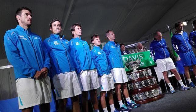 Guido Pella abre la serie de Copa Davis ante Paolo Lorenzi
