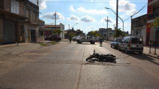 Murió una mujer que fue atropellada por una moto en Gualeguaychú