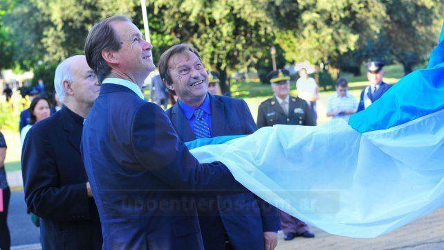Actos conmemorativos de la Batalla de Caseros y el Combate de San Lorenzo