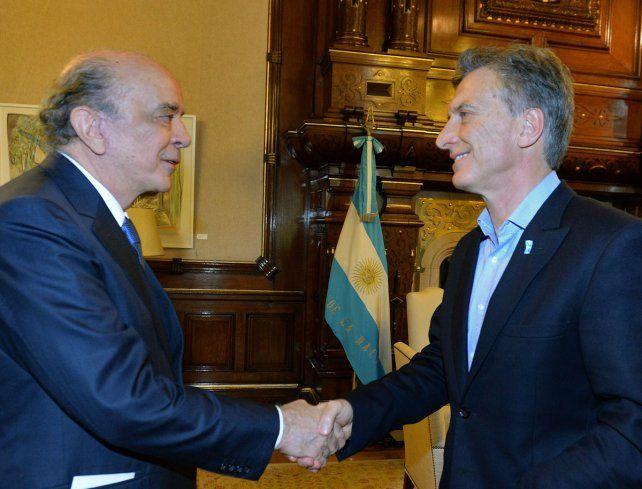 Macri y Temer buscarán eliminar barreras y liberar el comercio en el Mercosur