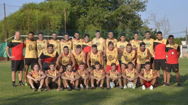 El equipo y una buena preparación para la competencia nacional.