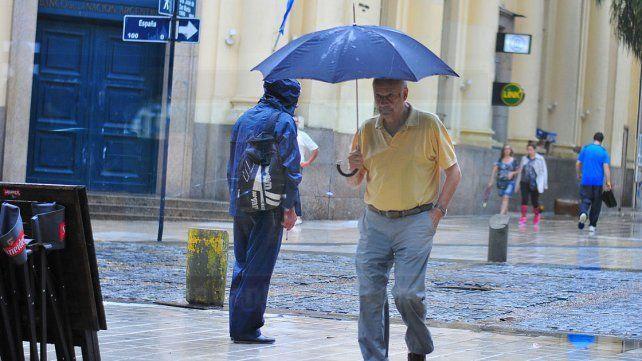 Prevén lluvias y tormentas para este sábado en la provincia