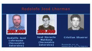 ¿Quién es el entrerriano Rodolfo Lohrmann, el prófugo más buscado de la Argentina que fue capturado en Portugal?