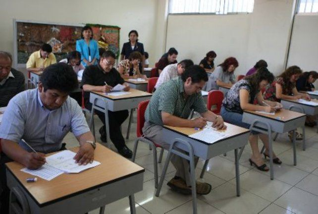 Este lunes se reanudan los concursos docentes