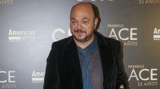 Peculiar insulto del actor Luis Ziembrowski a Alfredo Casero