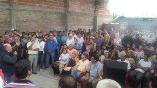 Busti. Dijo que el 24 de marzo en Villaguay recordarán el golpe y el plan sistemático de la dictadura.