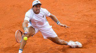Copa Davis: Berlocq se impuso a Lorenzi tras cuatro horas y fracción y varias interrupciones