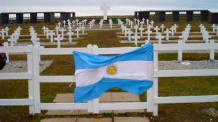 Malvinas: la Cruz Roja concluyó su primera visita para identificar a los caídos