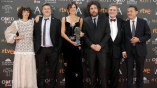 El ciudadano ilustre ganó el Premio Goya