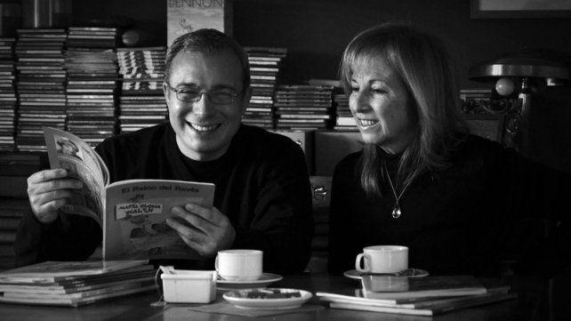 Coordinadores. Víctor Villarraza y Malena Sarrot.