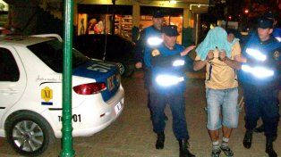 Atraparon a un hombre condenado por homicidio que estaba prófugo