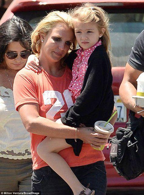 La sobrina de Britney Spears, en estado crítico tras sufrir grave accidente