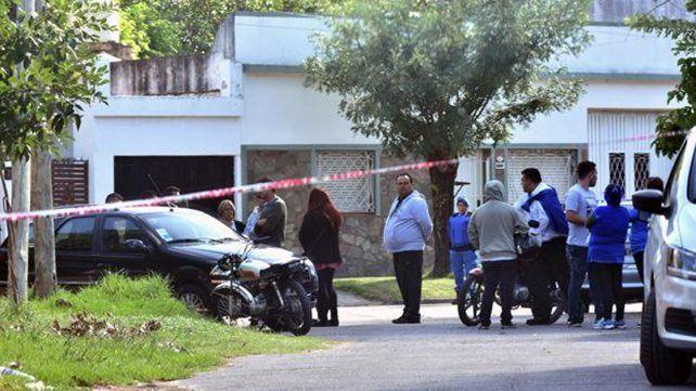 El bebé de la mujer herida por el autor de la masacre Hurlingham murió de un balazo que lo atravesó
