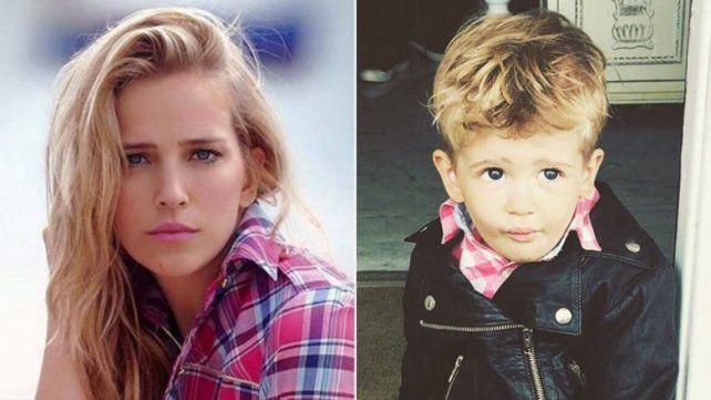No hay fecha confirmada para el regreso de Luisana Lopilato y su hijo Noah a la Argentina