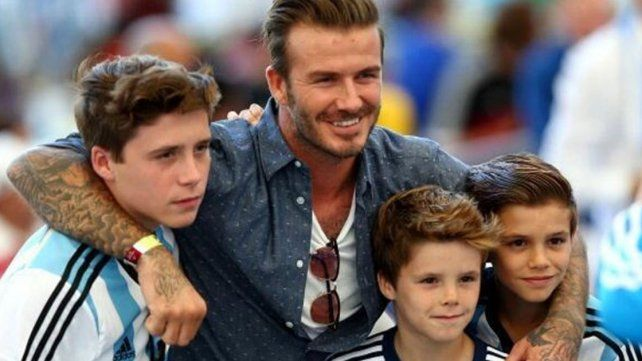 Un escándalo salpica a David Beckham y avergüenza a toda Inglaterra