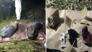 Los cuerpos de madre e hijas fueron encontrados enterrados en una quinta de Punta Lara.