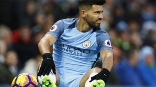 El Manchester City tomó una decisión sobre el Kun Agüero