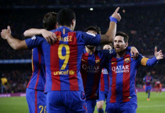 Barcelona se metió en otra final de la Copa del Rey