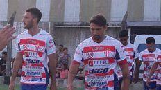 Cadenazzi y Chitero anotaron en el triunfo de los suplentes.