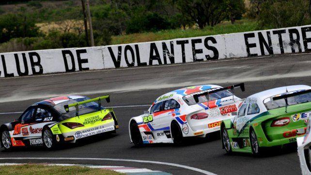 La categoría se presentó en dos ocasiones el año pasado en el circuito de la capital entrerriana.