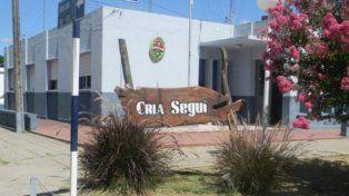 El hecho ocurrió en Seguí.