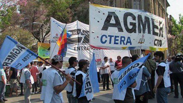 Agmer exigió a la Provincia que convoque a paritarias