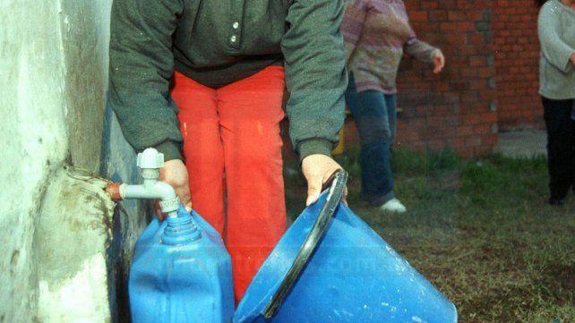 Otra vez hay problemas con el agua en Paraná
