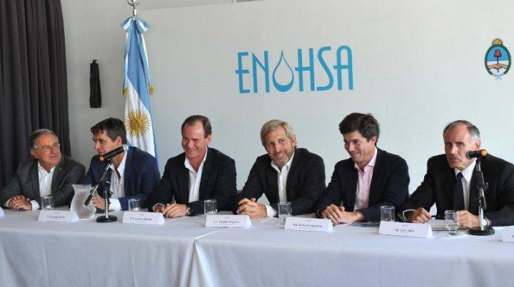 Seis ofertas para construir la nueva planta potabilizadora de Concordia