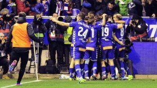 El Alavés de Pellegrino se metió en la final de la Copa del Rey