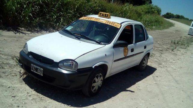 Tomó un taxi en Paraná, se hizo llevar hasta Crespo, atacó al chofer y le robó