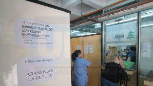 La Provincia afronta con fondos propios la falta de medicamentos