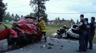 Murieron cuatro argentinos tras ser chocados por ladrones que huían de la Policía